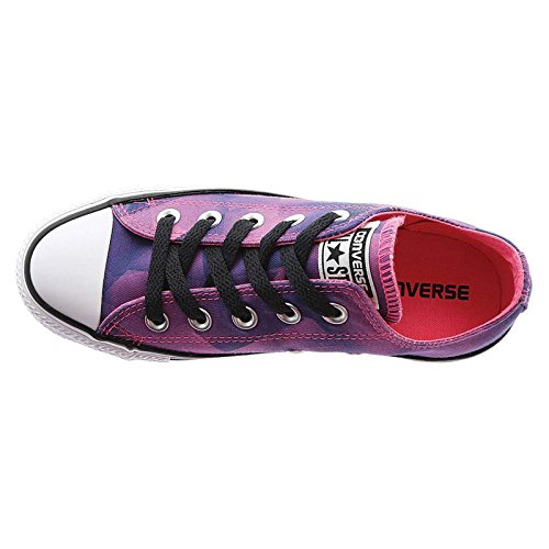 Converse Womens Chuck Taylor All Star Ox Canvas Trainers Pink Pow Black EOh90M8s