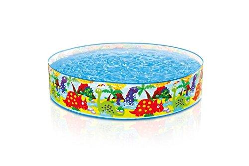 A B Gee 4' Happy Dino Animals Snapset Pool (58474)