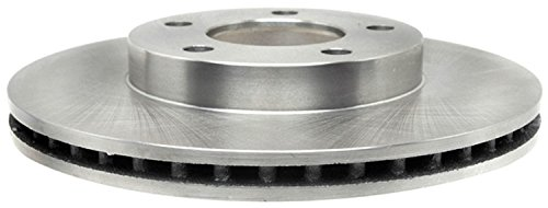 - ACDelco 18A1209A Advantage Non-Coated Front Disc Brake Rotor