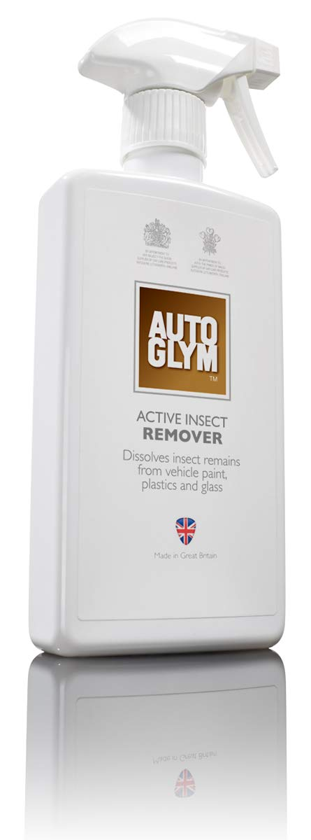Autoglym AG 595000 Active Insect Remover Spray, 500 ml AutoStyle