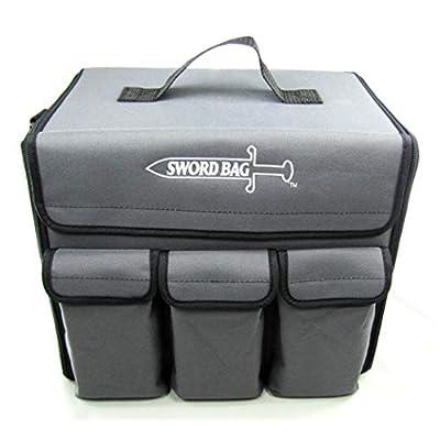 Battle Foam Sword Bag Pluck Foam Load Out Miniatures Case: Toys & Games [5Bkhe0503586]