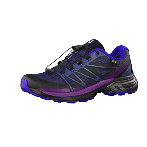 Ailes Femmes Flyte 2 W Chaussures Trail Running Salomon TNYguRU