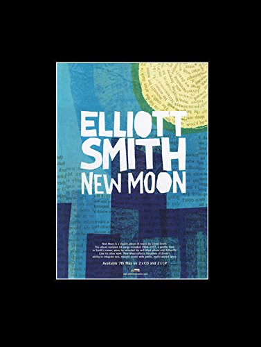 Stick It On Your Wall Elliot Smith - New Moon Mini Poster - 40.5x30.5cm
