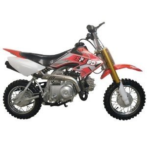 Dirt bike 70cc Semi Automatic, ()