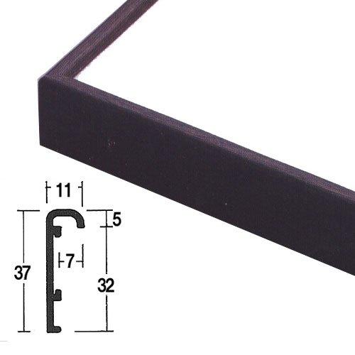 仮額 アフィックス O型 F25 ウッド黒 B001UNN602