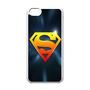 Generic Case Superman logo For iPhone 5C G6F138625