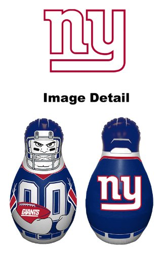 (Fremont Die NFL New York Giants Inflatable Tackle Buddy)