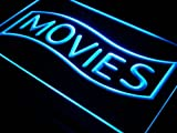 Movies Home Theater Night Lure LED Sign Neon Light Sign Display j293-b(c)