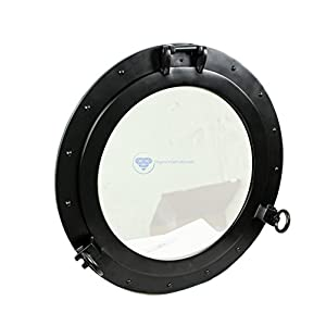 41zzl9SmdFL._SS300_ 100+ Porthole Themed Mirrors For Nautical Homes For 2020