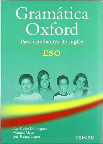 Gramatica Oxford de Inglés ESO Gramática Oxford Eso ...