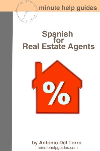 Amazon com: Spanish for Real Estate Agents: Essential Power Words