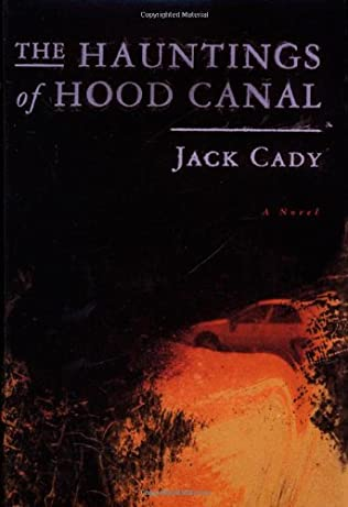 book cover of The Hauntings of Hood Canal