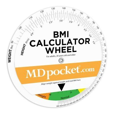 Buy BMI Calculator Wheel Online at Low Prices in India - Amazon in