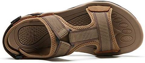 TATANE herensandalen, duurzame zomerschoenen, ademend comfort, casual wear-resistant-strandschoenen, 41/255 mm