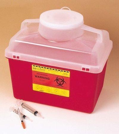 8 qt sharps container - 8