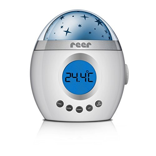 Reer My Magic Starlight Lullaby Sound Machine Night Light Projector by Reer by Reer