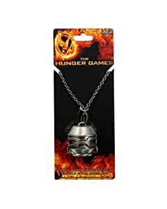 "The Hunger Games Movie Necklace Compartment ""Parachute"""