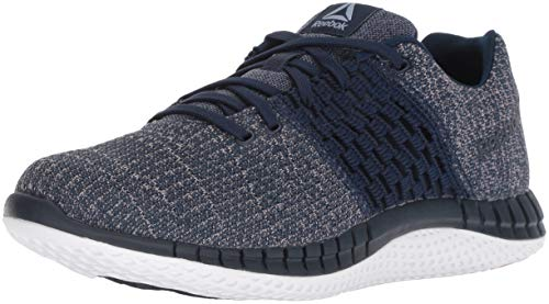 Navy Mujer Pink Correr white chalk Washed Para Blue pewter Estampado coll Ultk Reebok vF8I1Tn