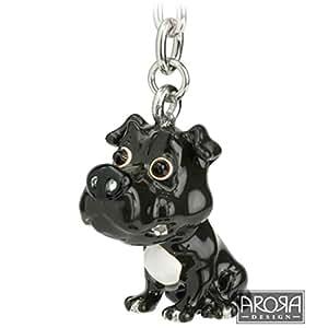 Little Paws Staffy - Llavero, diseño de perro