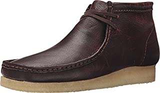 CLARKS Originals Men's Rust Leather Wallabee Boot 13 D(M) US (B0131838WO) | Amazon price tracker / tracking, Amazon price history charts, Amazon price watches, Amazon price drop alerts