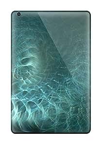 For Ipad Mini 2 Tpu Phone Case Cover(fractal) 5577859J47166717