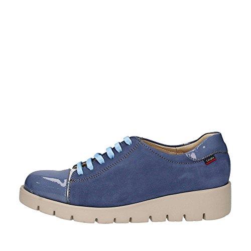 wholesale dealer 26033 bae0d Ouvert Blu Sandales Bout Callaghan Femme 11100 f1B0BAa