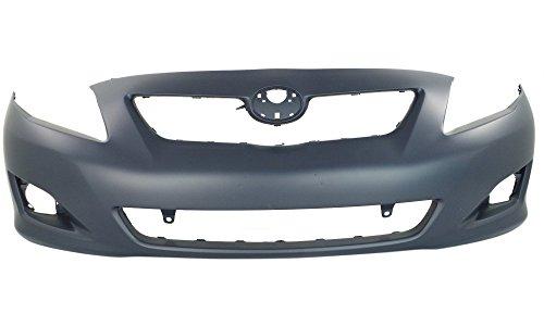 front bumper cover toyota corolla - 2