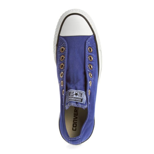 142350C Converse Chucks AS Well W. Briefs Cotton Radio Blue Slip On Blue Chucks Radio Blue fYAXoTC4f