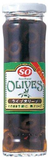 140gX2 this SO slice ripe olives