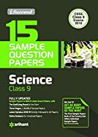 15 Sample Question Paper Science Class 9th CBSE