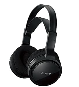 Sony MDR-RF811 RF Frequency Cordless Headphones Black by Sony