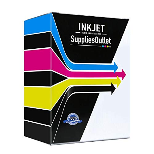 Remanufactured Cartridge Black 12a1970 Inkjet (SuppliesOutlet Compatible Ink Cartridge Replacement for Lexmark 12A1970 (Black,1 Pack))