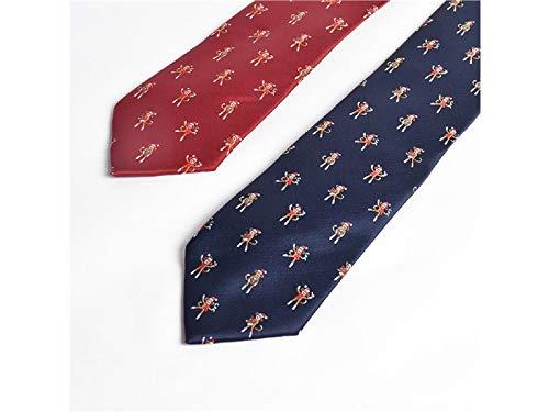 ADream Wine Formal Great Tie Men's Necktie Cotton Casual Jacquard Occasion Tie Red rrfqWP