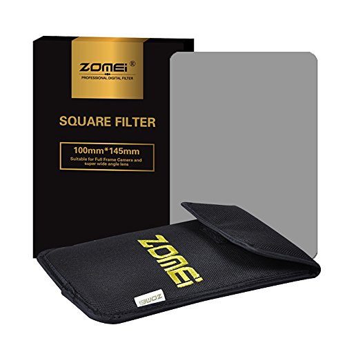 """Zomei Density Neutral ND2 Square Z-PRO Series Filter for Cokin Z Lee Hitech 4X4"""" Holder 145*100"""