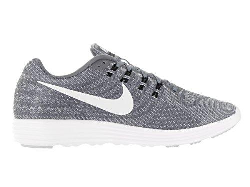 Nike Herren Lunartempo 2 Laufschuhe Gris (Gris (cool grey/white-pure platinum-black))