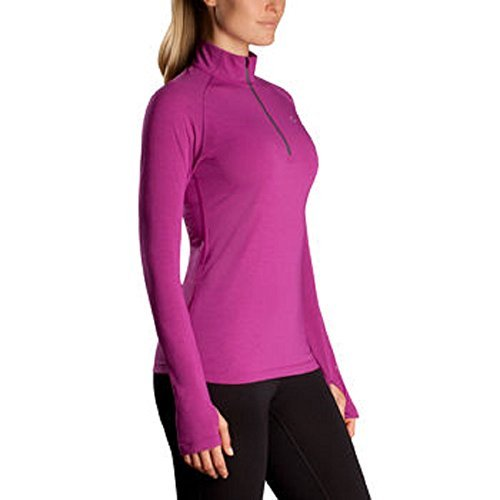 Paradox Performance Women's Merino Blend Zip Up Long Sleeve Base Layer