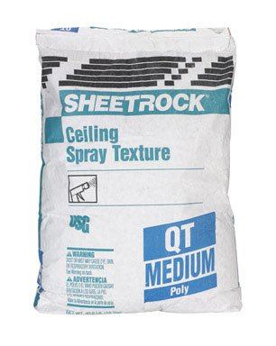 United 540795 Sheetrock Spray Ceiling Texture, Medium from Lancaster Distribution