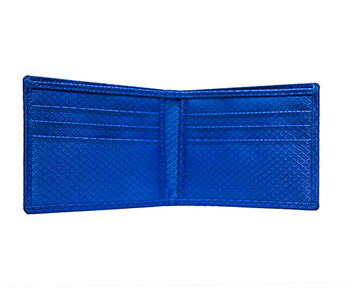 Real Fiber Wallet Max Blue Credit Common Fibers Bifold with Card Mens Protection Carbon RFID wCtWXqB