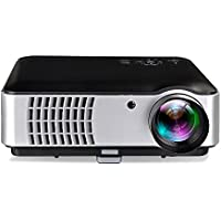 WiFi Andrews Office projector teaching Home led Portable Projector 1080P HD projection