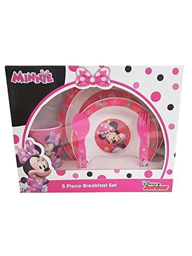 Pink Minnie 13471146 Feeding Set