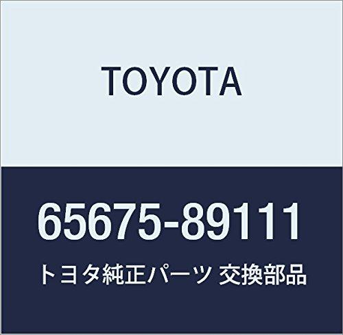 TOYOTA 65675-89111 Wheel House Seal