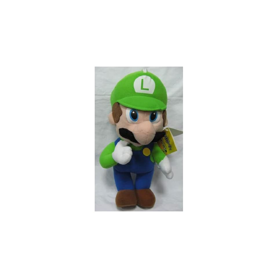 Super Mario Plush   11 Large Mario Soft Stuffed Plush Toy Japanese Import