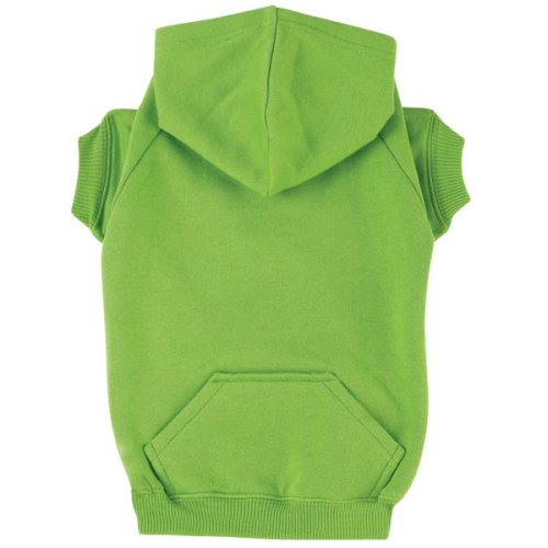 Dog Hooded Sweatshirt – Green – X Small Review