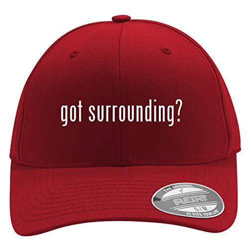 got Surrounding? - Men's Flexfit Baseball Cap Hat