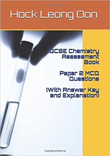 Igcse Chemistry Past Papers 2019