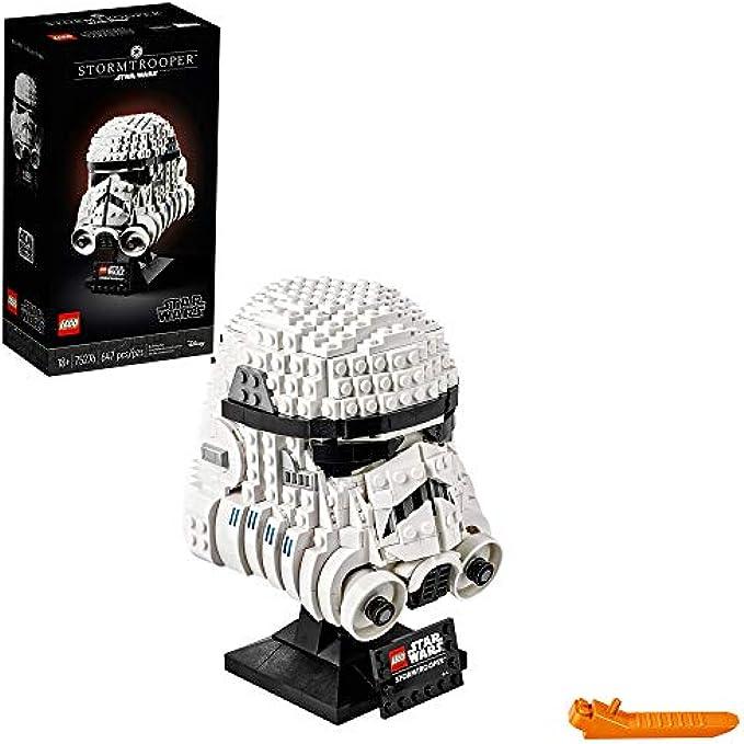 LEGO Star Wars Stormtrooper Helmet 75276 (new 2020)