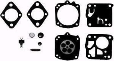 New CARBURETOR CARB KIT Tillotson Homelite Super XL-12 XL12 Chain Saw Chainsaw by The ROP Shop