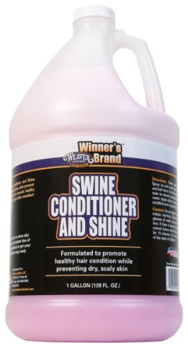 Weaver Leather Swine Conditioner and Shine Gallon
