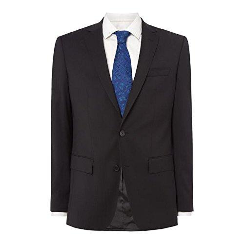 [ヒューゴボス] メンズ ジャケット&ブルゾン Slim Fit Plain Suit Jacket [並行輸入品] B078X9HKG4 40 Regular