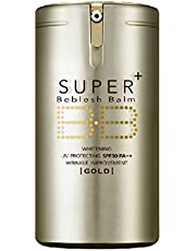 Gold Pink Balm BB Cream Professional Primer Concealer SPF30 PA++ Foundation Base Super Beblesh Makeup Perfect Cover Toner:GOLD BB, China:Providing By Shoppy Star
